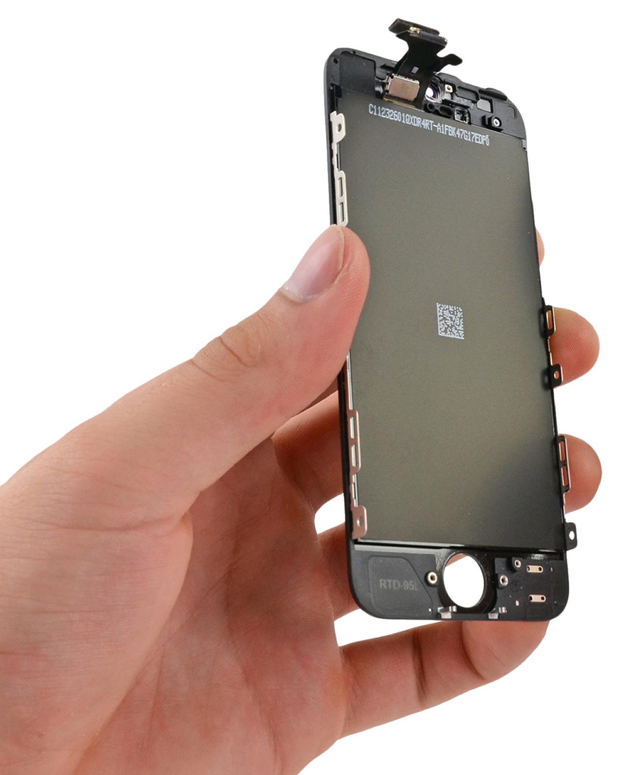 schermo per iphone 4 bianco